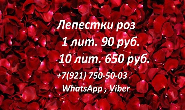 Купить лепестки роз недорого в спб